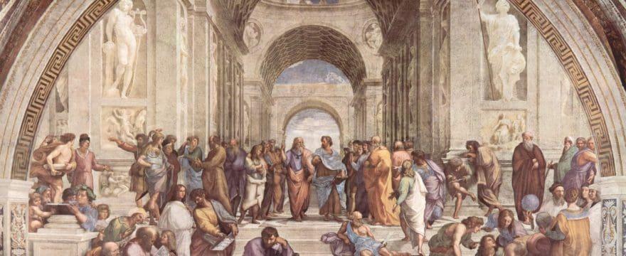 I filosofi dell'antichità