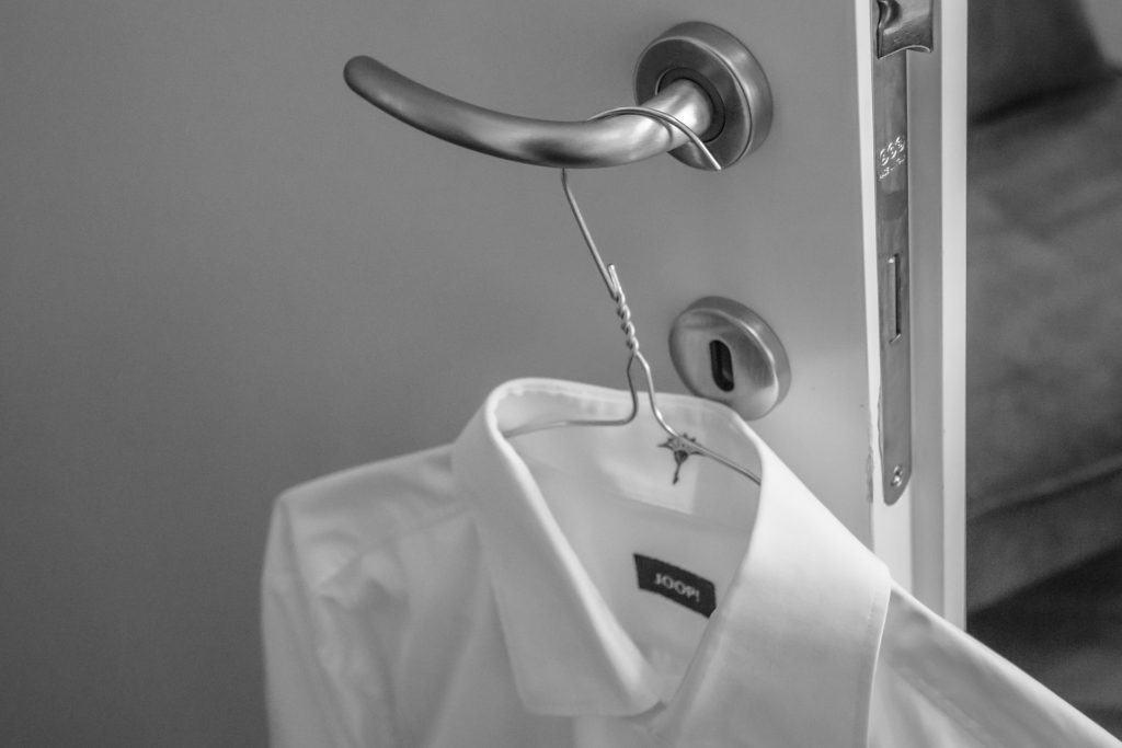 dietro a una camicia stirata c'è un progetto di vita